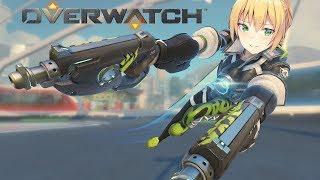 【OverWatch】トレーサー練習日記。【アイドル部】