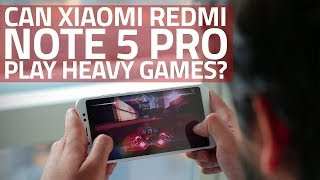| Redmi Note 5 Pro | Gaming Test | Battery Life | Graphics | Issues |