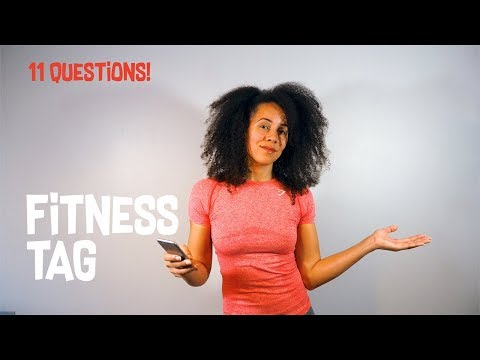 The Fitness Tag | Favourite Cardio...