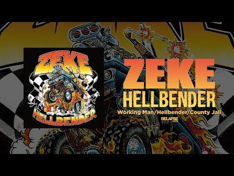 ZEKE - Working Man/Hellbender/County Jail (Official Audio)