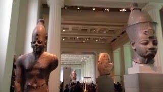 видео Экскурсии в Британский музей в Лондоне (Великобритания)