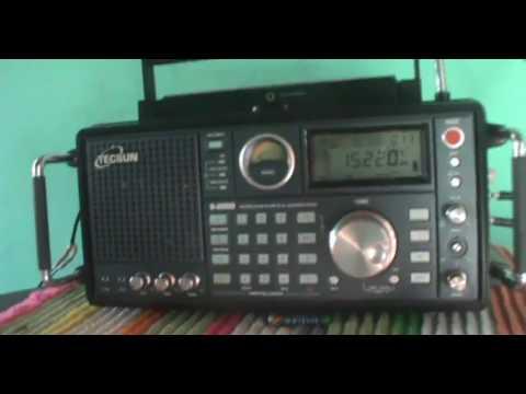 15220 kHz China Radio International in Hungarian (Shortwave Band 19 Meters)