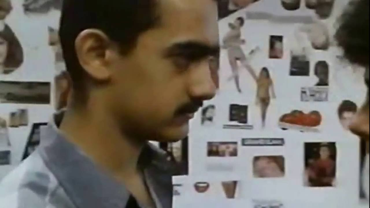 Download Aamir Khan first kiss on screen 'Holi' movie (1984)