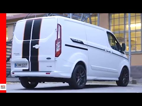 Ford Transit and Tourneo Lineup for 2020