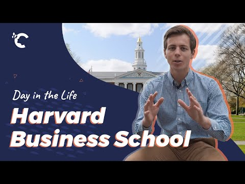 A Day in the Life: Harvard Business School