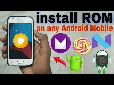 Samsung Galaxy V Plus Custom ROM Videos - Waoweo