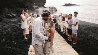 Anie & Lukáš wedding highlights // Bali