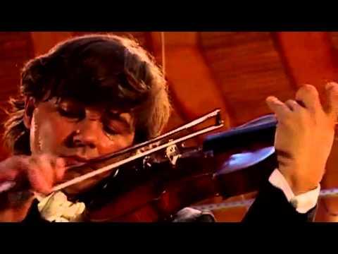 Manrico Padovani / Paganini violin concerto Nr 1, I Allegro Maestoso (cadenza by E. Sauret )