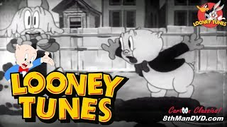 LOONEY TUNES (Looney Toons): Get Rich Quick Porky (Porky Pig) (1937) (Remastered) (HD 1080p)