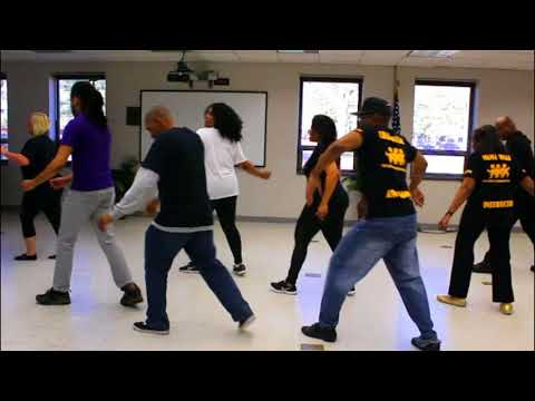 NevaDNO Official Line Dance (Tidewater)