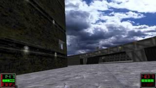 Star Wars Jedi Knight: Dark Forces II - (Level 6) Into the Dark Palace