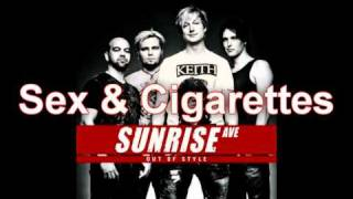 Download 8 - Sex & Cigarettes - Sunrise Avenue - Out of Style MP3 song and Music Video