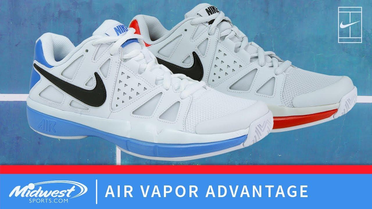 Nike Air Vapor Advantage - YouTube
