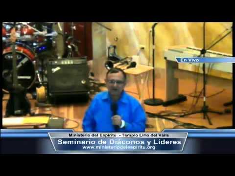 Seminario del Líderes de las  Asamblea de Dios de Panamá el 4 de mayo de 2013