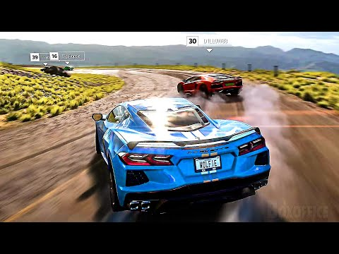 FORZA HORIZON 5 Gameplay (E3 2021)