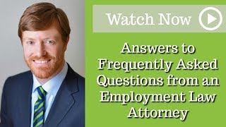 Video Can I Sue My Employer? |  Employment Law Attorney Atlanta | Barton Black Law download MP3, 3GP, MP4, WEBM, AVI, FLV Juli 2018