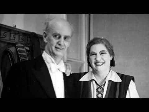 Strauss - 4 Last Songs - Flagstad, Furtwängler, PO (1950)