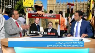 صحفي مصري: تصريحات السيسي حول جماعة الإخوان المسلمين متناقضة