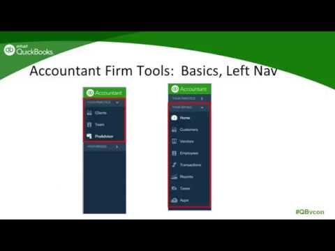 Mastering QuickBooks Online Accountant