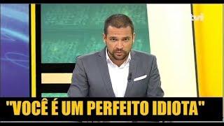JORNALISTA PORTUGUÊS RESPONDE COMENTARISTA BRASILEIRO QUE CRITICOU JORGE JESUS E LIGA PORTUGUESA;