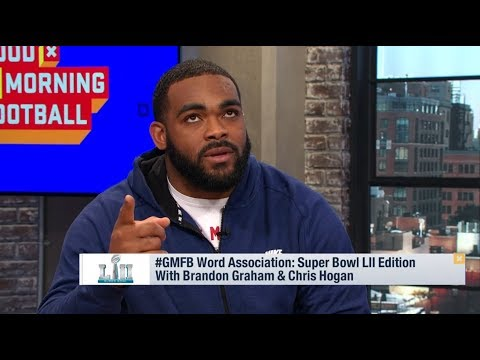Brandon Graham finally clears the air about his Peter Schrager rant | Mar 2, 2018