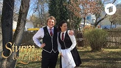 Neue Gastrolle: Franz-Xaver Zeller spielt den humorvollen Bela Moser | Sturm der Liebe