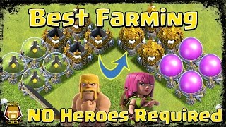 The Best Farming Strategy: Classic BARCH | Clash of Clans