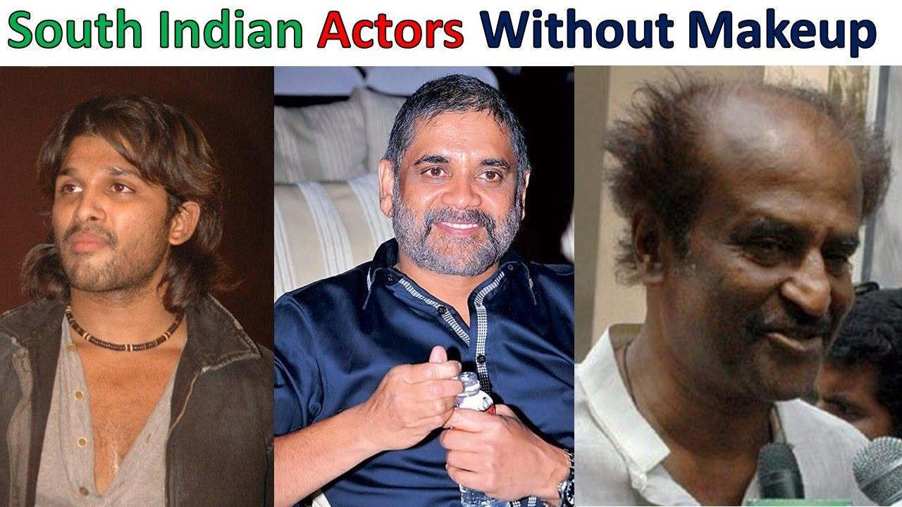 top 8 south indian actors without makeup unbelievable
