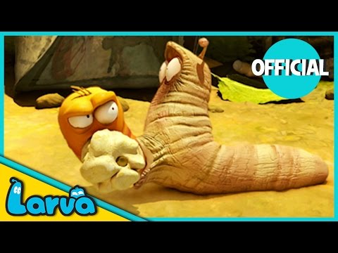 LARVA - POPCORN | 2017 Full Movie Cartoon | Cartoons For Children | LARVA Official