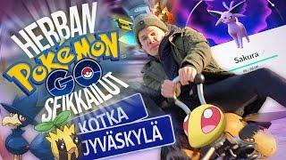 Pokemon GO - TÄÄHÄN MENI JO
