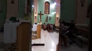 2017. október 22. zenekaros szentmise