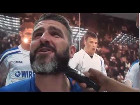 Grow4Joe - Ryan Lowe's Beard Is Shaved Off By Joe Thompson