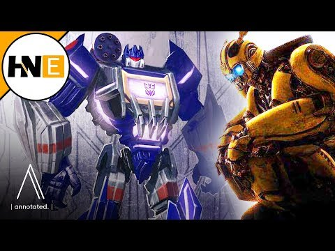 More Fan Favorite Transformers Revealed for Bumblebee Movie