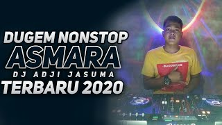 DJ ASMARA SETIA BAND TIKTOK FULL BASS   REMIX FUNKOT   DJ ADJI JASUMA