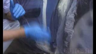 NAPRAW-SAM Samodzielna naprawa lakiernicza elementu karoserii samochodowej z blachy stalowej.avi
