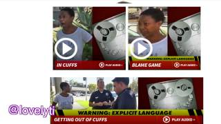 Video TMZ Posts Audio of Daniele Watts pulling the RACE CARD on The LAPD download MP3, 3GP, MP4, WEBM, AVI, FLV Oktober 2017
