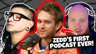 Zedd Reveals His Valorant Addiction & Why Streaming is Harder Than Music