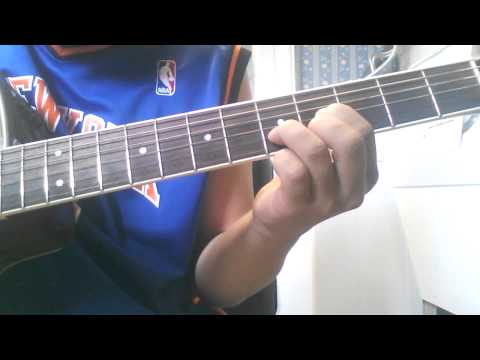 Cheap Trick The Flame guitar lesson