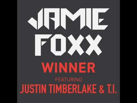 Jamie Foxx  Winner Feat Justin Timberlake & TI  Instrumental