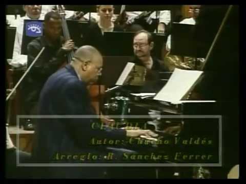 Chucho Valdez the man i love (Gershwin)-Claudia-El Manisero