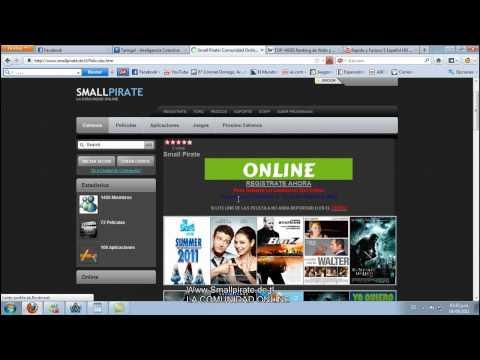 Los Pitufos 3D Parte 1 HD Castellano (Online)