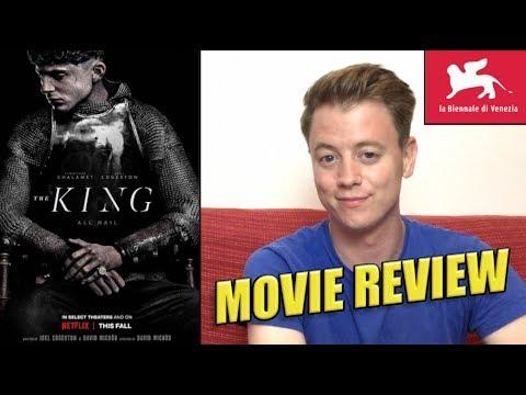 The King - Movie Review [Netflix] (Venice Film Festival 2019)