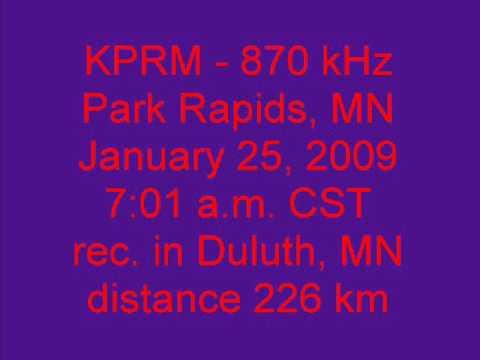 KPRM 870 kHz