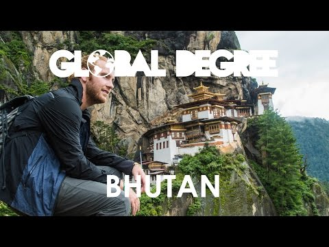 Bhutan - The Tiger's Nest in the World's Happiest Country