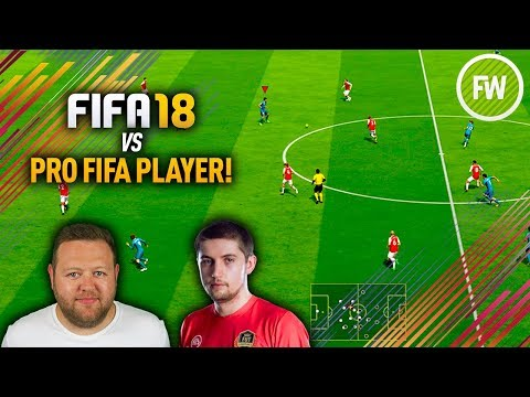 FIFA 18 ULTIMATE TEAM vs PRO FIFA PLAYER! FUTWIZ RICHY vs LA5TY!