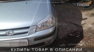 видео Запчасти Hyundai Getz