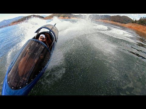 GoPro Awards: Seabreacher - The Jet Powered Dolphin In 4K