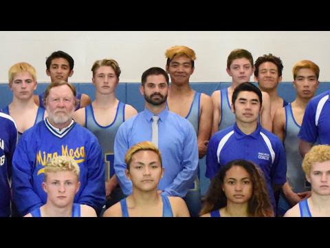 Wrestling Highlight Film- Mira Mesa 2017