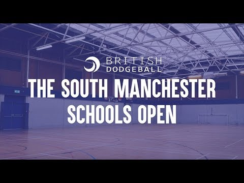 The South Manchester Schools Open - British Dodgeball