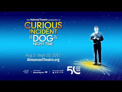 'The Curious Incident of the Dog in the Night-Time' | Ahmanson Theatre | Los Angeles